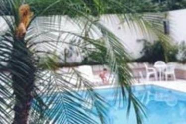 Hotel Rafain Centro: Piscina Esterna FOZ DO IGUACU