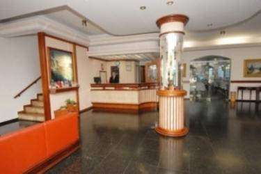 Hotel San Diego: Lobby FOZ DO IGUACU