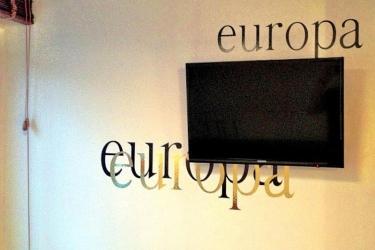 Hotel Europa Frankfurt: Exterior FRANCFORT