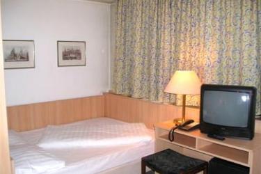 Hotel Europa Frankfurt: Habitación FRANCFORT