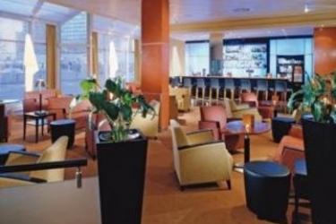 Hotel Crowne Plaza Frankfurt Congress: Bar FRANCFORT