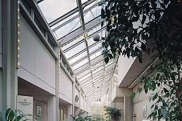 Hotel Crowne Plaza Frankfurt Congress: Hall FRANCFORT