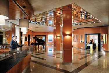 Hotel Crowne Plaza Frankfurt Congress: Lobby FRANCFORT