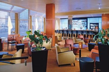 Hotel Crowne Plaza Frankfurt Congress: Lounge Bar FRANCFORT
