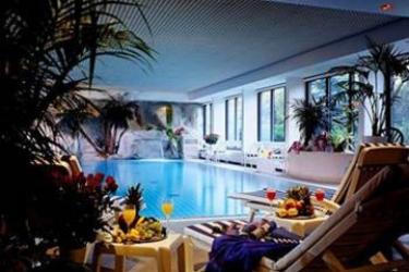 Hotel Crowne Plaza Frankfurt Congress: Piscine Couverte FRANCFORT