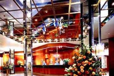 Hotel Crowne Plaza Frankfurt Congress: Réception FRANCFORT
