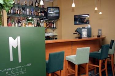 Hotel Memphis: Bar FRANCFORT