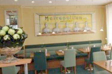 Hotel Memphis: Desayuno FRANCFORT