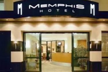 Hotel Memphis: Exterior FRANCFORT