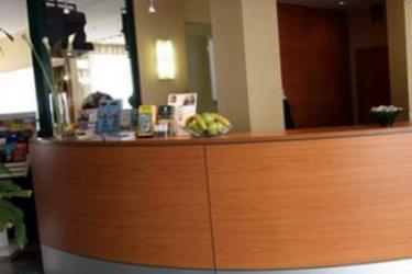 Hotel Memphis: Recepción FRANCFORT