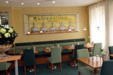 Hotel Memphis: Restaurante FRANCFORT