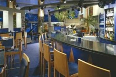 Hotel Sheraton Offenbach: Bar FRANCFORT