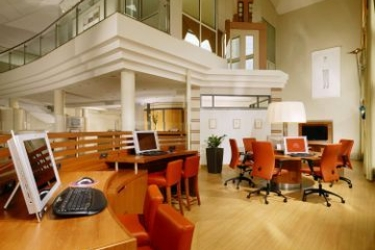 Hotel Sheraton Offenbach: Business Centre FRANCFORT