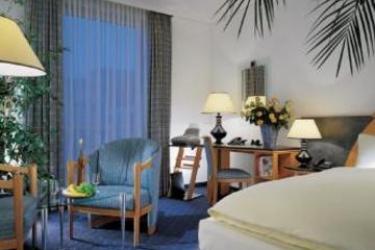 Hotel Sheraton Offenbach: Chambre FRANCFORT