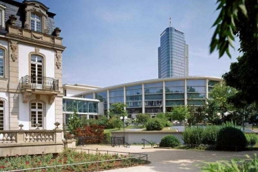 Hotel Sheraton Offenbach: Exterieur FRANCFORT