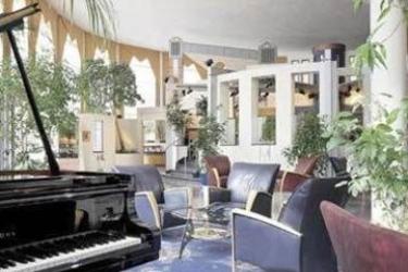 Hotel Sheraton Offenbach: Lobby FRANCFORT