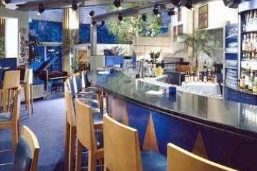 Hotel Sheraton Offenbach: Lounge Bar FRANCFORT