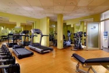 Hotel Sheraton Offenbach: Salle de Gym FRANCFORT