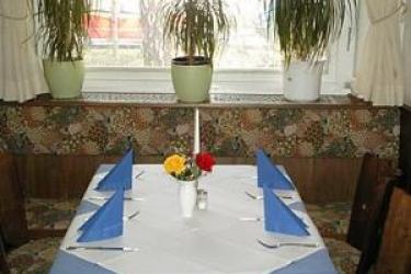 Hotel Markgraf: Restaurant FRANCFORT