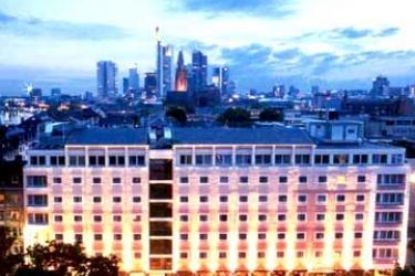 Fleming's Deluxe Hotel Frankfurt Main-Riverside: Außen FRANKFURT
