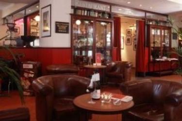 Fleming's Deluxe Hotel Frankfurt Main-Riverside: Lobby FRANKFURT