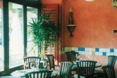 Fleming's Deluxe Hotel Frankfurt Main-Riverside: Restaurant FRANKFURT