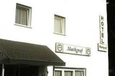 Hotel Markgraf: Außen FRANKFURT
