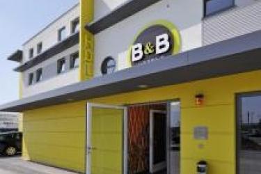 B&b Hotel Frankfurt Nord: Außen FRANKFURT