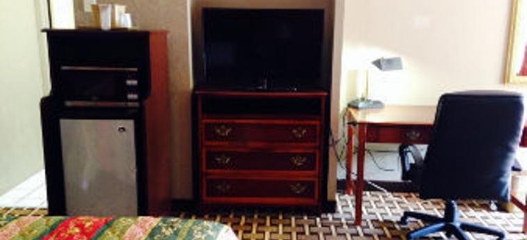 Hotel Rodeway Inn Franklin: Camera Matrimoniale/Doppia FRANKLIN (NC)