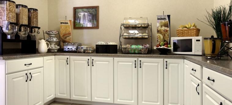 Hotel Microtel Inn & Suites By Wyndham Franklin: Desayuno FRANKLIN (NC)