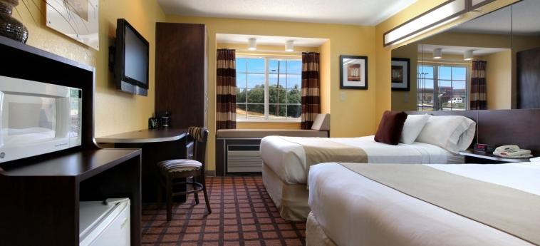 Hotel Microtel Inn & Suites By Wyndham Franklin: Habitaciòn Doble FRANKLIN (NC)