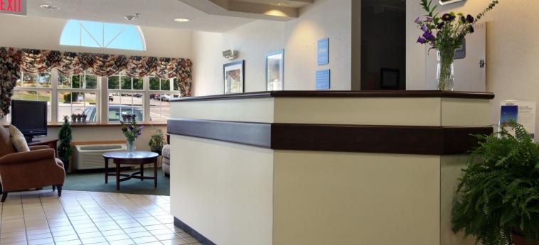 Hotel Microtel Inn & Suites By Wyndham Franklin: Reception FRANKLIN (NC)