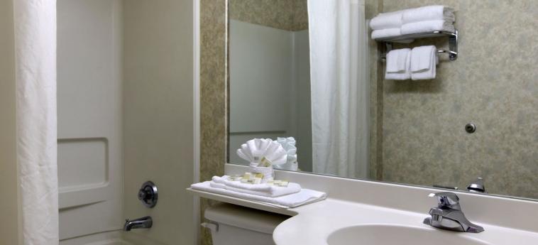 Hotel Microtel Inn & Suites By Wyndham Franklin: Salle de Bains FRANKLIN (NC)