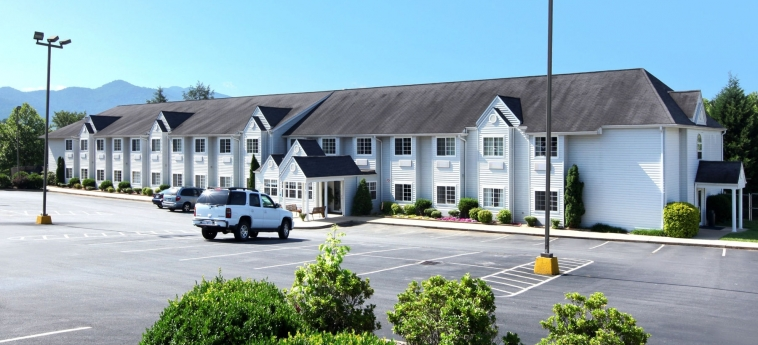 Hotel Microtel Inn & Suites By Wyndham Franklin: Außen FRANKLIN (NC)