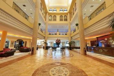 Hotel Ipv Palace & Spa: Lobby FUENGIROLA - COSTA DEL SOL