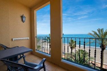 Hotel Ipv Palace & Spa: Terrasse FUENGIROLA - COSTA DEL SOL