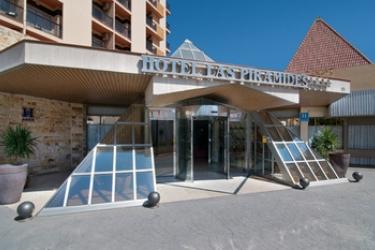 Hotel Las Piramides: Ingresso FUENGIROLA - COSTA DEL SOL
