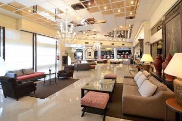 Hotel Las Piramides: Lobby FUENGIROLA - COSTA DEL SOL