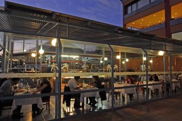 Hotel Kn Matas Blancas: Bar de l'hôtel FUERTEVENTURA - ILES CANARIES