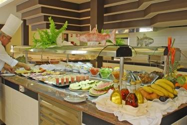 Hotel Kn Matas Blancas: Buffet FUERTEVENTURA - ILES CANARIES