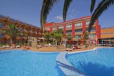 Hotel Kn Matas Blancas: Piscine chauffée FUERTEVENTURA - ILES CANARIES