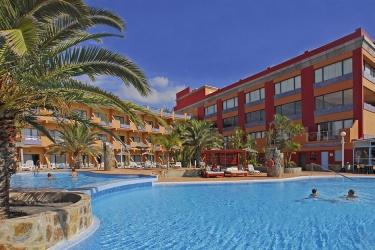 Hotel Kn Matas Blancas: Piscine extérieure FUERTEVENTURA - ILES CANARIES