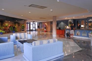 Hotel Kn Matas Blancas: Reception FUERTEVENTURA - ILES CANARIES