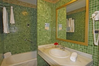 Hotel Kn Matas Blancas: Salle de Bains FUERTEVENTURA - ILES CANARIES