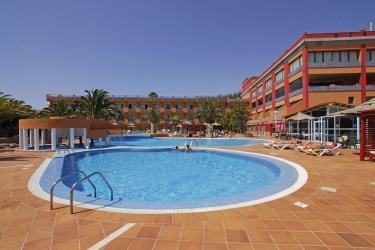 Hotel Kn Matas Blancas: Swimming Pool FUERTEVENTURA - ILES CANARIES