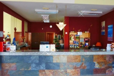 Hotel Apartamentos Castillo Beach Vistas: Lobby FUERTEVENTURA - KANARISCHE INSELN