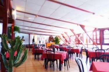 Hotel Apartamentos Castillo Beach Vistas: Restaurant FUERTEVENTURA - KANARISCHE INSELN