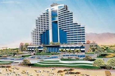 Hotel Le Méridien Al Aqah Beach Resort: Exterior FUJAIRAH