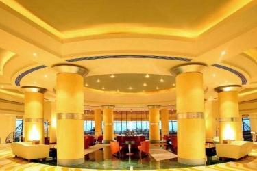 Hotel Le Méridien Al Aqah Beach Resort: Lobby FUJAIRAH