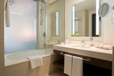 Hotel Royal M: Bathroom FUJAIRAH